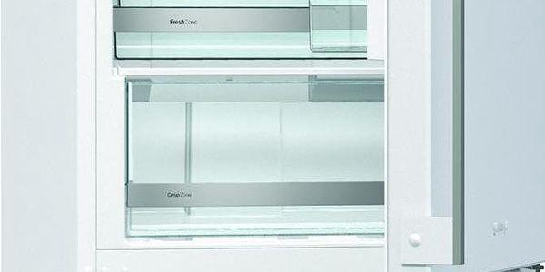 Kombinovaná chladnička Gorenje NRK 62 JSY2W + 200 Kč za registraci