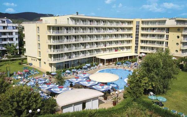Bulharsko - Slunečné Pobřeží na 8 až 12 dní, all inclusive s dopravou vlastní nebo letecky z Košic