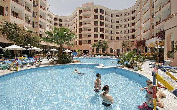 Egypt - Hurghada na 11 až 12 dní, all inclusive nebo polopenze s dopravou letecky z Prahy nebo letecky z Ostravy