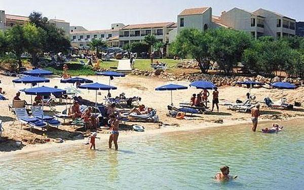Kypr, Protaras, letecky na 8 dní s polopenzí