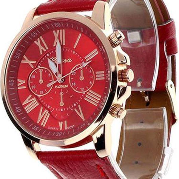 Kvalitní dámské hodinky se zajímavým designem