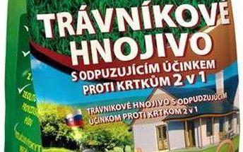 Hnojivo Agro FLORIA s odpuzujícím účinkem proti krtkům 7,5 kg