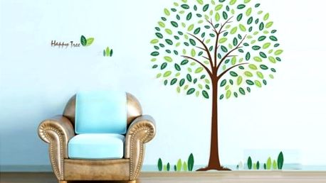 Listnatý strom 60 x 50 cm