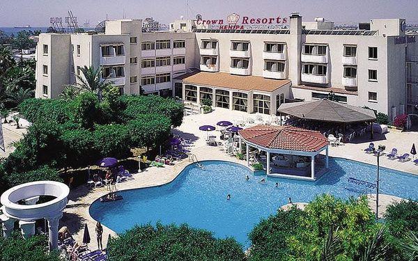 Kypr - Larnaca na 8 až 11 dní, all inclusive nebo polopenze s dopravou letecky z Prahy nebo Bratislavy