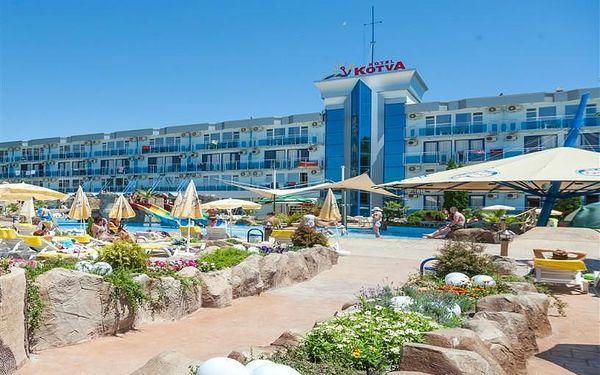 Bulharsko, Slunečné pobřeží, letecky na 8 dní s polopenzí