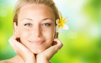 Kompletní kosmetické ošetření - 60 minut