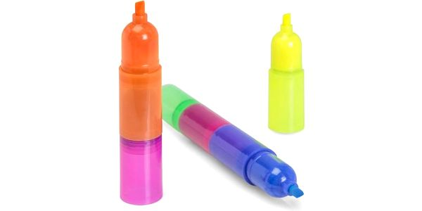 Zvýrazňovač 6 barev