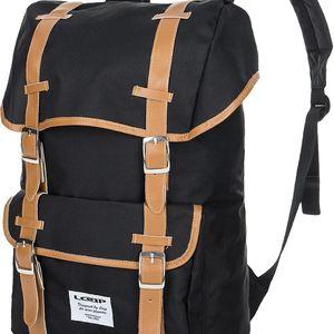 Trendy batoh ETRO z odolného materiálu, objem 18l
