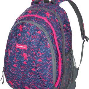 Školní batoh SHAW modrá