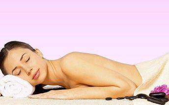 Reflexní masáž pro celkovou harmonizaci