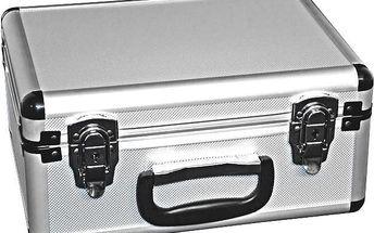 Poker kufr DELUXE 300 laserových žetonů + příslušenství