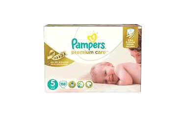PAMPERS Premium Care 5 junior 11-18 kg 88 kusů