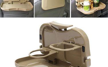 Jídelní stolek do auta