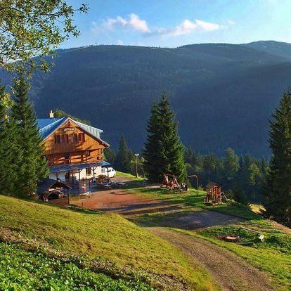 Podzimní odpočinek ve Špindlu v penzionu Horalka