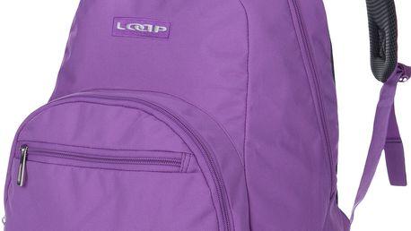 Školní batoh ROOT S fialová