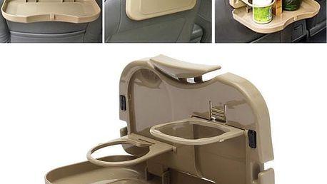 Jídelní stolek do auta - poštovné zdarma