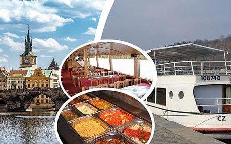 Vyhlídková romantická plavba lodí po Vltavě, 1 - 3 hodiny plavby, na výběr plavba s živou hudbou ašvedským stolem. Užijte si romantickou plavbu Prahou s partnerem či rodinou a kochejte se krásou řeky a památkami jako jsou např. Karlův Most, Rudolfinum, P