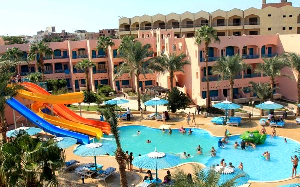 Egypt - Hurghada na 8 až 15 dní, all inclusive s dopravou letecky z Prahy nebo Bratislavy