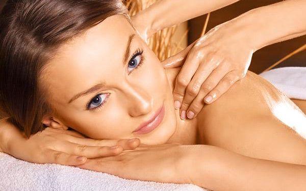 90 nebo 120minutová masáž přímo u vás doma