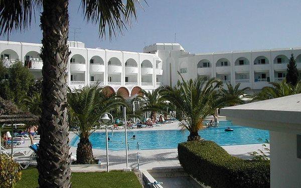 Tunisko - Port El Kantaoui na 8 až 15 dní, plná penze s dopravou letecky z Prahy