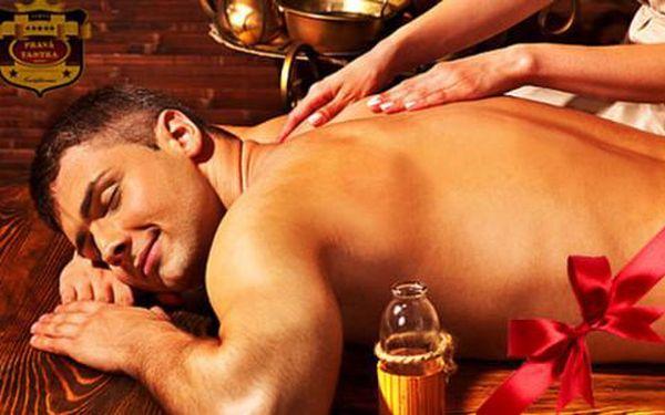 50% sleva na hodinovou tantrickou masáž prostaty