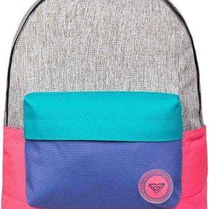 Školní batoh Roxy Sugar Baby Col Heritage Heather