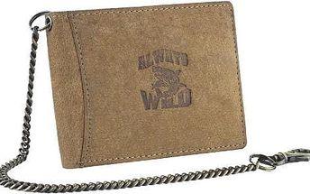 Pánská peněženka z pravé kůže N992C-H B.P. Světlá