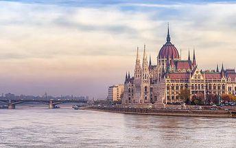 Dovolená v Budapešti - Expo Congress Hotel Budapest **** se vstupem do wellness