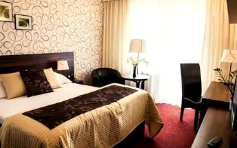Luxusní pobyt v Parkhotelu Morris Nový Bor pro 2