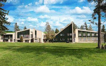 3–6denní pobyt s polopenzí pro 2 v hotelu Tatranec ve Vysokých Tatrách