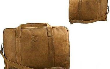 Pánská taška z pravé kůže 141-H SMALL