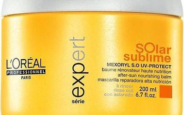 Loreal Professionnel Regenerační balzám po slunění Solar Sublime (After-Sun Nourishing Balm) 200 ml