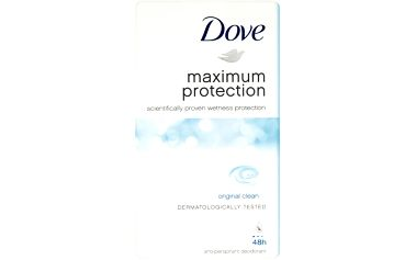 Dove Tuhý deodorant Maximum Protection Original Clean 45 ml