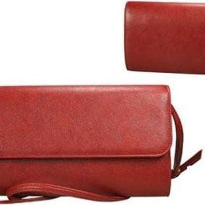 Dámská kabelka psaníčko Red 01