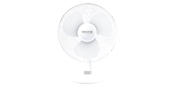 Sencor SFE 4030WH stolní ventilátor ; 40031963