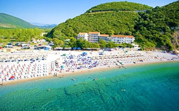 Černá Hora, Budvanská riviéra, letecky na 8 dní s polopenzí