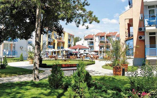 Bulharsko, Slunečné pobřeží, letecky na 8 dní bez stravy