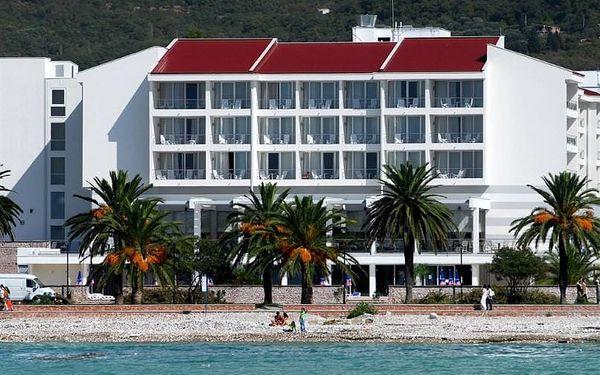 Černá Hora, Barská riviéra, letecky na 8 dní s polopenzí