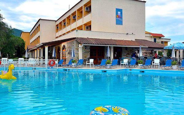 Hotel Gemini, Řecko, Korfu, 8 dní, Letecky, All inclusive, Alespoň 3 ★★★, sleva 34 %, bonus (Levné parkování na letišti: 8 dní 499,- | 12 dní 749,- | 16 dní 899,- )