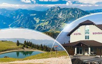 Slovinsko: příroda, památky i termální lázně! Pobyt 3-6 dní pro dva s polopenzí a drinkem
