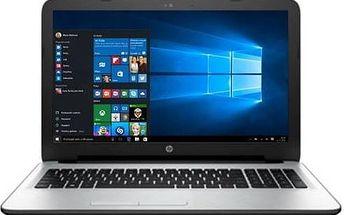 HP 15-af114nc (W2X07EA#BCM) stříbrný/bílý + dárek Monitorovací software Pinya Guard - licence na 6 měsíců (zdarma) + Software za zvýhodněnou cenu + Doprava zdarma