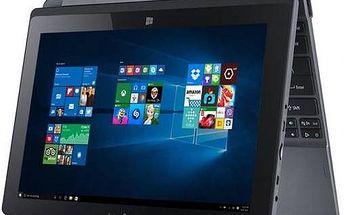 Acer One 10 (S1002-12YV) (NT.G5CEC.002) šedý + dárek Power Bank Coolpad EBC100C, 10400mAh - stříbrná (zdarma)+ Voucher na skin Skinzone pro Notebook a tablet CZ v hodnotě 399 Kč jako dárek + Doprava zdarma