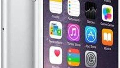 Apple iPhone 6 16GB - silver (MG482CN/A) stříbrný + Voucher na skin Skinzone pro Mobil CZ v hodnotě 399 Kč jako dárek + Doprava zdarma