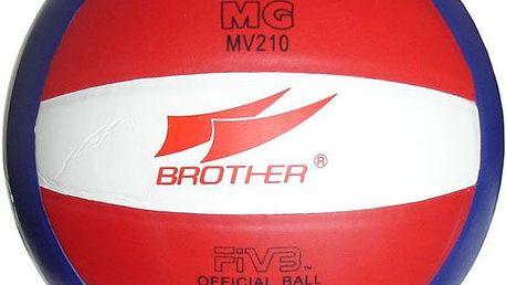 Volejbalový míč lepený - na šestkový volejbal