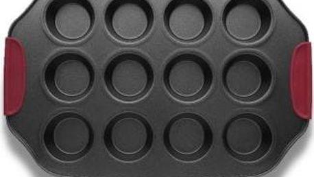 Forma na muffiny se silikonovými rukojeťmi 44 x 30 cm CS SOLINGEN CS-029616