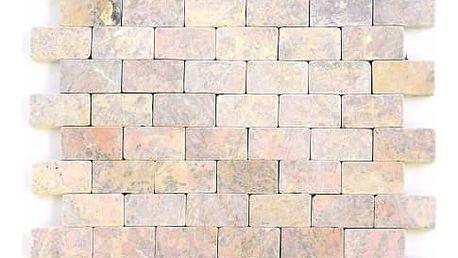 Divero 27821 Mramorová mozaika - obklady - 1x síťka