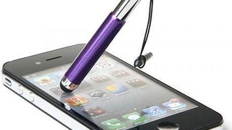 Dotykové pero (stylus) - černá - dodání do 2 dnů