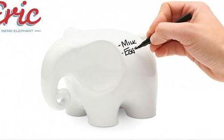 Poznámkový slon Eric