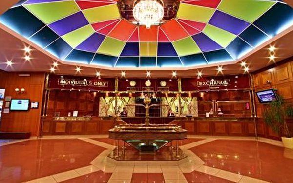 TOP HOTEL Praha **** s dobrou dostupností do centra a širokou nabídkou služeb