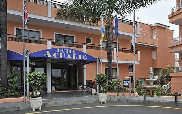 Kanárské ostrovy - Tenerife na 12 až 15 dní, polopenze nebo snídaně s dopravou letecky z Prahy nebo letecky z Brna